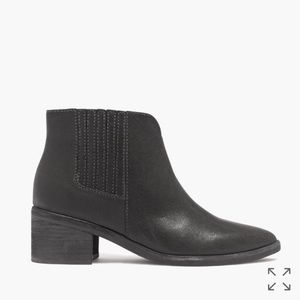 Madewell Shoes - Madewell Joni Boot in Leather