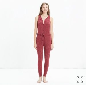 Madewell Other - Madewell Sleepover One-Piece in GREY