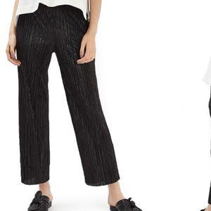 Topshop Pants - Topshop Plisse Trousers