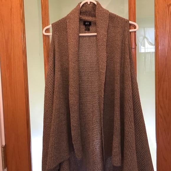 74% off H&M Sweaters - Women's H&M Sleeveless Sweater Vest ...