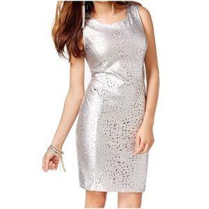 Thalia Sodi Dresses & Skirts - THALIA SODI LASER CUT FAUX LEATHER DRESS ~ NWT