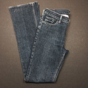 7 For All Mankind Denim - 7 For All Mankind High Waist Bootcut