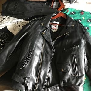 Rockin Leather
