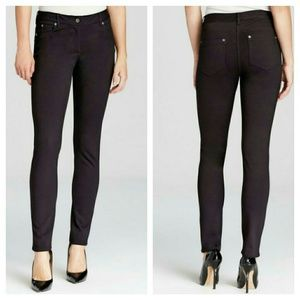 Two by Vince Camuto Pants - NWT Two by Vince Camuto Womens 27/4 Black Ponte