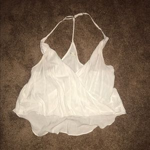 Tops - Flowy cropped tank from UO