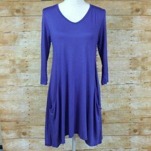 Pastels Clothing Tops - S-XL Pastels soft pocket tunic
