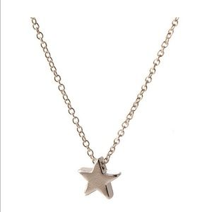 •new• ⭐️ silver star dainty necklace