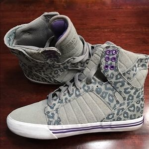 Supra Shoes - Funky Supra High Tops