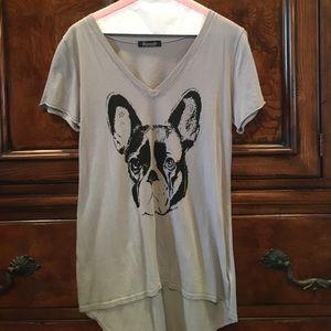Signorelli Tops - Nordstroms Signorelli gray shirt.