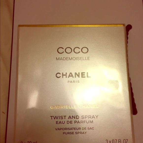 23f3bb28565f CHANEL Other | Coco Mademoiselle Travel Spray | Poshmark