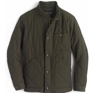 J. Crew Other - $198 JCREW SUSSEX QUILTED JACKET