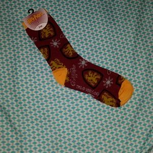 Bioworld Other - NWT Harry Potter Griffindor Socks