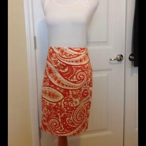 J. Crew 'the pencil skirt'