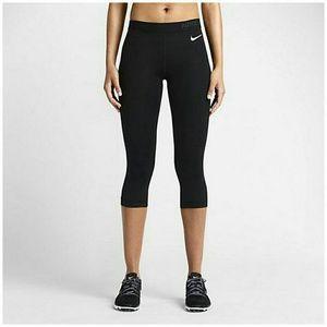 Nike Pants - Nike Pro Dri -fit capri leggings  size S