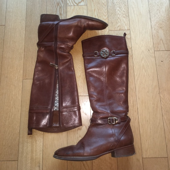 9d9b33e033cf3a Tory Burch classic riding boots. M 58a349225c12f8955900cd7f