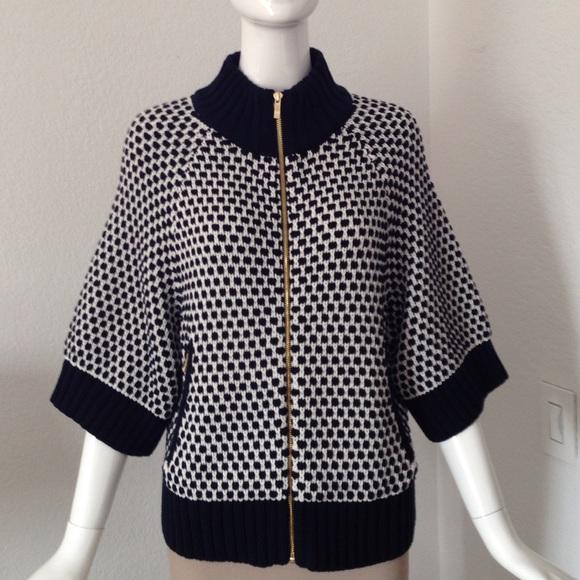 Jones New York Sweaters - Jones New York poncho style cardigan