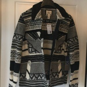 Forever 21 Jackets & Coats - Southwestern Inspired Coat