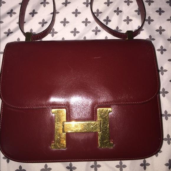 b8debe926fc2 Hermes Handbags - 100% authentic Hermes Constance 23