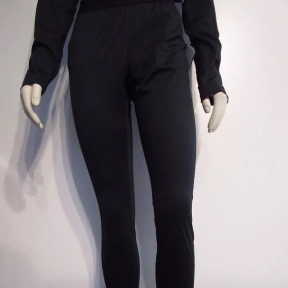 34426d3821d39 Columbia Pants   Omni Heat Leggings Tights Black Winter Xl   Poshmark