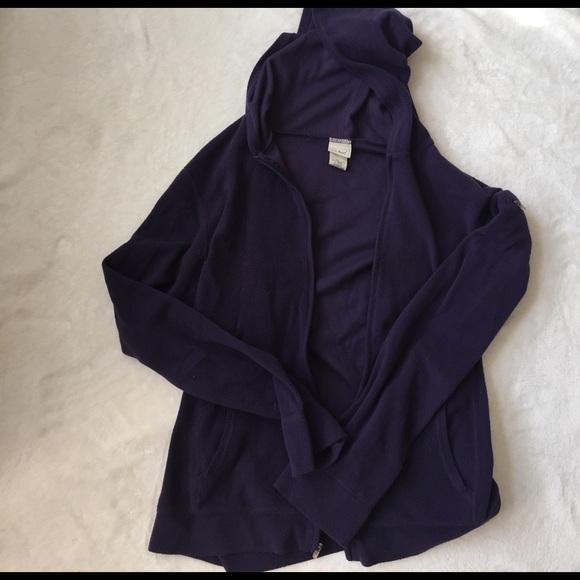 L.L. Bean Tops - cute, cozy zip up hoodie