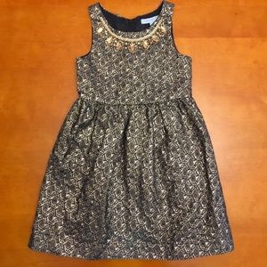 Cupcakes & Pastries Other - Cupcakes & Pastries Boutique Brocade Party Dress