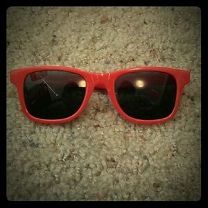 Meijer Other - Red Sunglasses