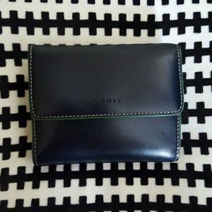 Lodis Handbags - NWT Lodis Leather Wallet