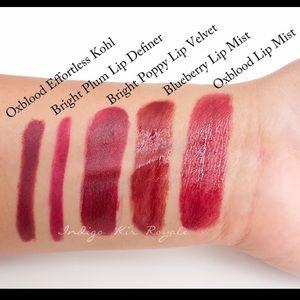 Burberry Makeup - Burberry Bright Poppy Lip Velvet Lipstick