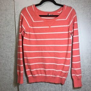 Poof! Sweaters - Poof! Crewneck Sweater in Orange