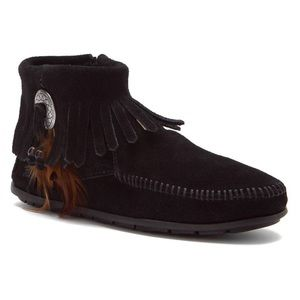 Minnetonka Bootie with Concho