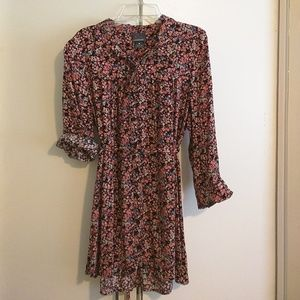Oh Baby by Motherhood Tops - Oh Baby! Floral maternity blouse, size M