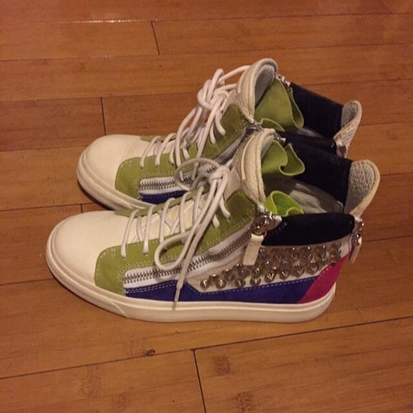 Giuseppe Zanotti Shoes - Giuseppe Zanotti sneakers f61ac7385a7