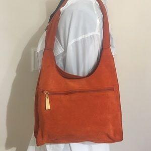 Lord & Taylor Handbags - Lord and Taylor orange handbag