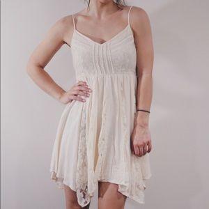 Darling dress asymmetrical hem