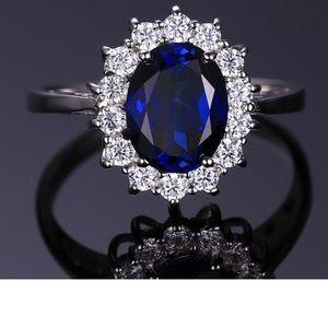 Kate Middleton's Princess Engagement Ring