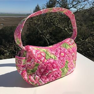 Vera Bradley Handbags - Vera Bradley Petal Pink Maggie Small Tote