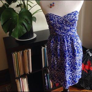 Shoshanna Dresses & Skirts - SHOSHANNA summer event dress+earrings
