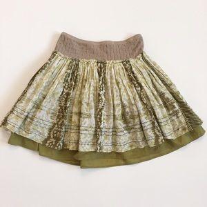 Free People Dresses & Skirts - Free People layered cotton skirt