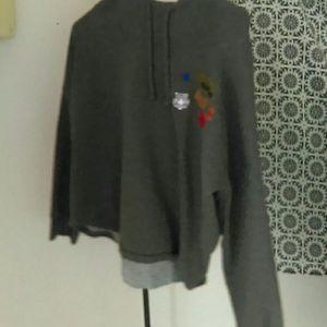 Derek Heart Sweatshirt