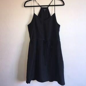 MADEWELL tie-waist dress
