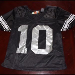 Planet Gold Tops - Cute #10 Jersey!