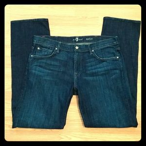 🆕MEN'S 7 For All Mankind Jeans•NWOT