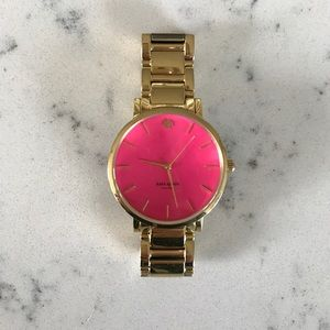 Kate Spade Gramercy Grand 38mm Watch