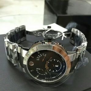 Movado Other - NWT $2600 Movado stainless chronograph watch