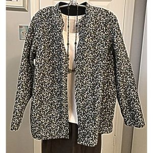 Jackets & Coats - Reversible Mandarin Jacket Size 1X 18