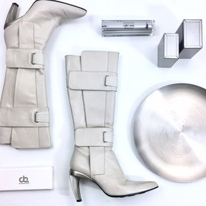 Diesel Shoes - Diesel Light Gray Spaceship Boots
