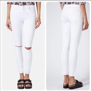 Topshop Denim - NWT Topshop Moto Leigh Soft Ankle Grazer Jeans