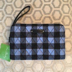 Vera Bradley Handbags - 🛍 Vera Bradley Alpine Check Zip Wallet