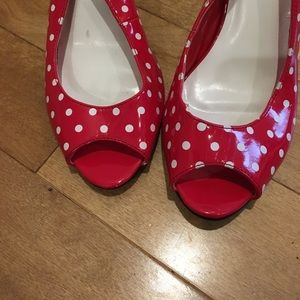 classified  Shoes - Classified high heels size 9