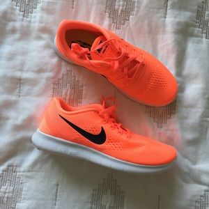 Nike Free Run Mango *NEW*